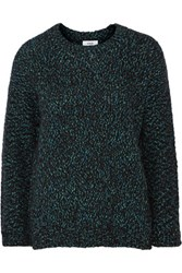Vince Boucle Sweater Teal