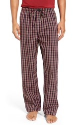 Polo Ralph Lauren Men's Plaid Cotton Lounge Pants Perth Plaid