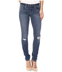 Level 99 Liza Skinny In Hayward Hayward Women's Jeans Blue