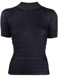 Mrz Sheer Knitted Top 60