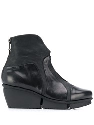 Trippen Marble Boots Black