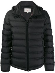 Peuterey Zipped Padded Jacket Black