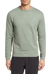 Tasc Performance Legacy Crewneck Sweatshirt Kelp Heather
