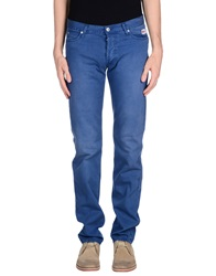 Roy Rogers Roy Roger's Casual Pants Blue