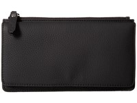 Ecco Jilin Travel Wallet Black Wallet Handbags