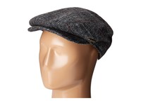 Stetson Harris Tweed Ivy Grey Traditional Hats Gray