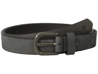 Scotch And Soda Suede Belt Grey Men's Belts Gray
