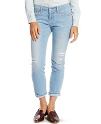 Levi's New Boyfriend Fit Jeans Rolling Blues