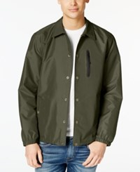 American Rag Men's Lightweight Coach's Jacket Only At Macy's Greenbrook