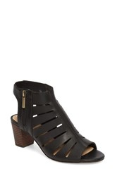 Clarksr 'S Clarks Deloria Ivy Sandal Black Leather