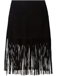 Muubaa Fringed Skirt