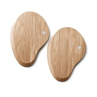 Georg Jensen Bloom Oak Board Small Set Of 2