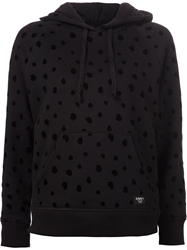 Obey Dotted Sweatshirt Black