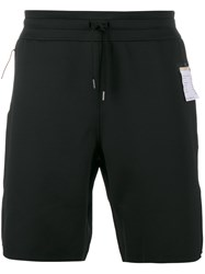Satisfy Spacer Second Layer Shorts Black