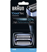 Braun Cooltec Cassette Replacement Foil And Cutter Block