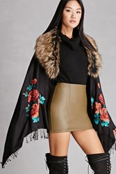 Forever 21 Jayley Collection Poncho
