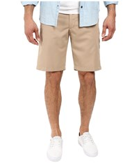 Perry Ellis Performance Shorts Desert Khaki Men's Shorts