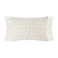 Ralph Lauren Home Saint Jean Cushion Cover 38X50cm Mardelle White