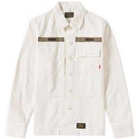 Wtaps Hbt 01 Shirt White