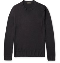 Berluti Wool Sweater Black