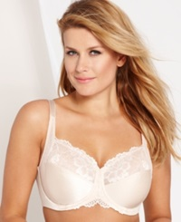 Lilyette Enchantment 3 Section Minimizer Bra 0431 Champagne Shimmer