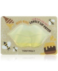 Tonymoly Kiss Kiss Lovely Lip Patch Honey No Color