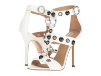 Michael Kors Arlene Optic White Smooth Calf Women's Dress Sandals