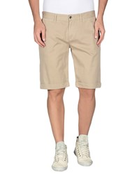 7 For All Mankind Seven7 Trousers Bermuda Shorts Men Sand