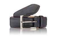 Harris Men's Leather Belt Brown