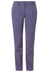 Salomon The Way Trousers Artist Grey Purple