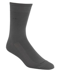 Calvin Klein Tech Cool Flat Knit Crew Socks Grey