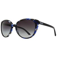 Ralph Ra5161 Cat's Eye Sunglasses Black