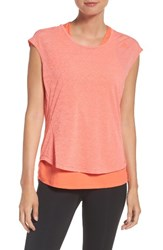 Adidas Women's Supernova Tko Two Layer Tee
