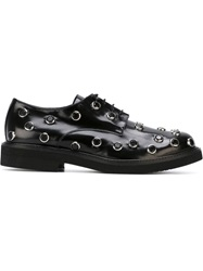 P.A.R.O.S.H. Studded Brogues Black