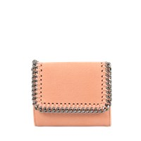 Stella Mccartney Falabella Small Flap Wallet
