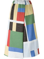 Stephan Schneider 'Campaign' Skirt Multicolour