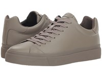 Rag And Bone Rb1 Low Top Sneakers Grey Moss Lace Up Casual Shoes Gray