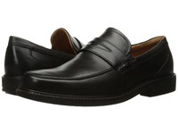 Ecco Holton Penny Loafer Black Men's Slip On Dress Shoes