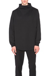 Opening Ceremony Pilot Pullover In Black