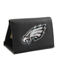 Rico Industries Philadelphia Eagles Trifold Wallet Black