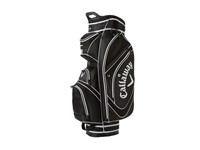 Callaway Chev Org Cart Bag Balck Athletic Sports Equipment Black