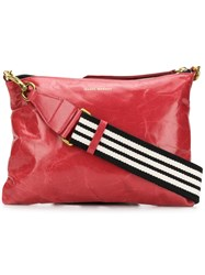 Isabel Marant Small Cross Body Bag Red
