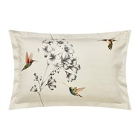 Harlequin Amazilia Linen Pillowcase Oxford