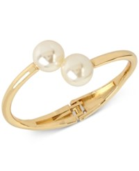 Inc International Concepts M. Haskell For Hinged Bangle Bracelet Only At Macy's Gold