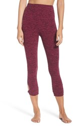 Beyond Yoga Women's Twist And Shout High Waist Capris