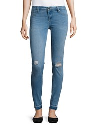 Blank Nyc Distressed Stretch Jeans Puppy Love