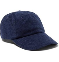 Orlebar Brown Terry Baseball Cap Navy