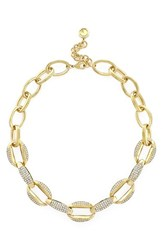 Women's Louise Et Cie Large Link Necklace