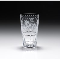 William Yeoward Fern Highball Tumbler 5.25' 14Oz