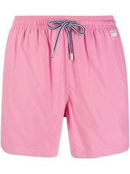 Mc2 Saint Barth Pantone 21 Swim Shorts Pink